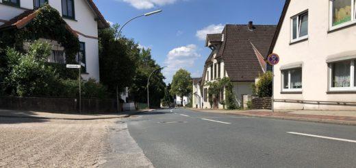 Zugegeben: Nicht überall ist die ausrollende Fahrweise praktikabel. Ideal geeignet sind abschüssige Straßen wie etwa die Koppelstraße in Osterholz-Scharmbeck. Foto: Bosse