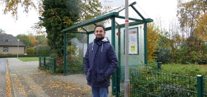 Shaan Mehrath bemüht sich seit fünf Jahren um eine Linie von Blender direkt nach Bremen. Foto:Beinke