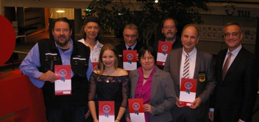 Preisträger des Bremer Bürgerpreises 2018