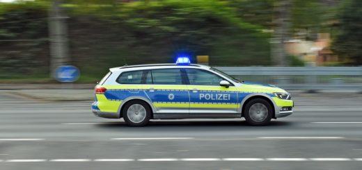 Symbolfoto: Polizeiwagen
