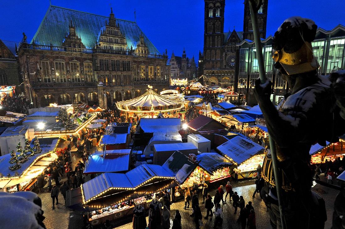 Bremen Weihnachtsmarkt.Bremer Weihnachtsmärkte Der Große überblick