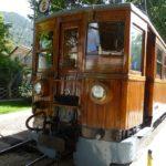 Mit der historischen Kleinbahn von Palma nach Soller. Foto: Kaloglou