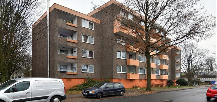 Gebäude Am Wollepark 13 und 14.