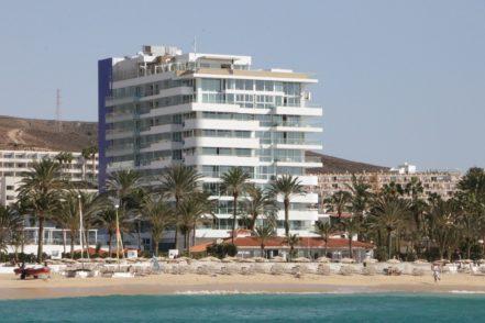 Robinson Club Jandia Playa Unfall