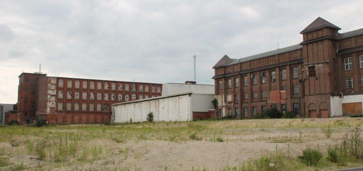Auf dem Gelände der einstigen Bremer Wollkämmerei soll ein Lern-, Fortbildungs- und Begegnungsort entstehen. Die Pläne stehen noch am Anfang. Archivfoto: WR