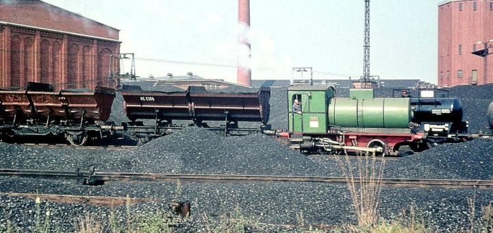 Aufgestellt werden soll die Lok am Wasserturm der einstigen Bremer Wollkämmerei .Archivfoto: FV Kämmereimuseum