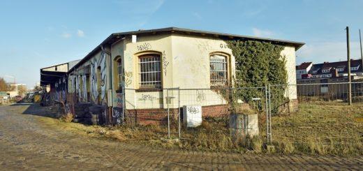 Güterbahnhof Neustadt, Foto: Schlie