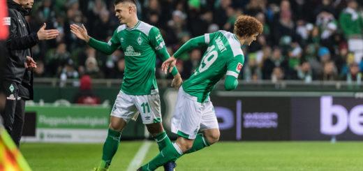 Bundesliga-Premiere für Josh Sargent
