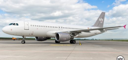 Sundair nimmt Ende August den Flugbetrieb ab Bremen auf.Foto: Sundair