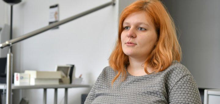 Im Rahmen ihrer Promotion will Jennifer Burdorf ein Konzept für einen Hochschulstandort in Delmenhorst erarbeiten. Foto: Konczak