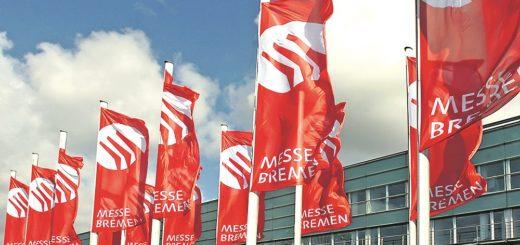 Die Messe Bremen ist zu einem echten Markenzeichen für die Stadt geworden. In den vergangenen Jahren besuchten zwischen 800.000 und eine Million Besucher pro Jahr die Veranstaltungen. Foto: Schlie