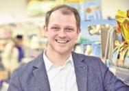 Marcus Bents, Regionalverkaufsleiter bei Aldi Nord.
