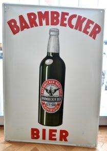 Das Design dieses Hamburger Bieres (1925) erinnert verdächtig an eine Bremer Brauerei. Foto: Schlie