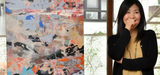 Chika Aruga konnte sich die diesjährige Auszeichnung der Willi-Oltmann-Stiftung sichern. Foto: Konczak