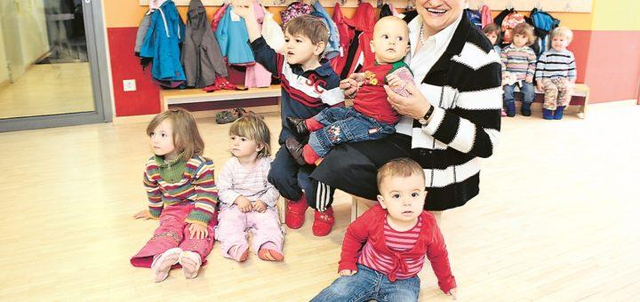 Die Pädagogikexpertin Ilse Wehrmann hilft beim Aufbau von Kitas. In der Hansestadt haben Jungunternehmer eine Kita eingerichtet. Jetzt planen sie eine Expansion. Foto: Wehrmann