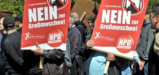 """2018 gab es in Bremen insgesamt 152 Straftaten aus dem Bereich """"Politisch motivierte Kriminalität von rechts"""", 2017 waren es noch 110 gewesen. Archivfoto: WR"""