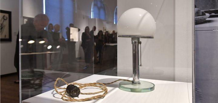 Auf der Oldenburger Bauhaus-Ausstellung sind ausschließlich Originale und keine Replikate zu sehen.Foto: Konczak