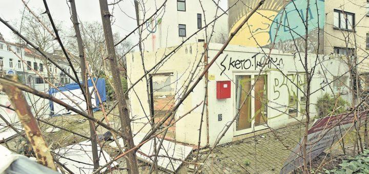 Rotkäppchen Baustelle, Foto: Schlie