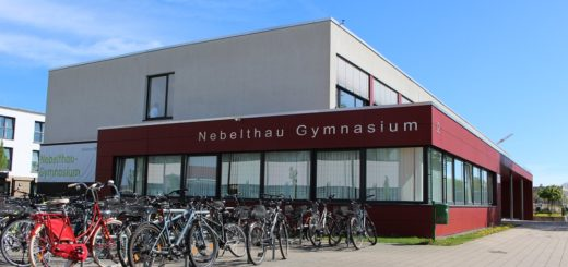 Das Nebelthau-Gymnasium mit seinem evangelisch-diakonischen Profil wurde 2007 von der Stiftung Friedehorst gegründet. Foto: Harm
