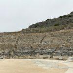 Das Amphitheater von Philippi Foto: Kaloglou