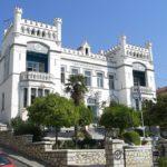Ein Hingucker: Das Rathaus von Kavala Foto: Kaloglou
