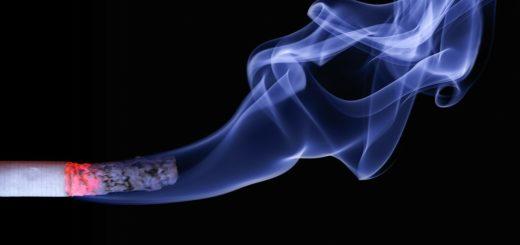 Zigarette qualmt Foto: Pixabay