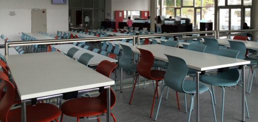 Die gemeinnützige Gesellschaft Teufelsmoor Gastronomie und Service der Stiftung Maribondo da Floresta muss den Mensa-Betrieb zum Ende des kommenden Monats abgeben. Foto: Bosse