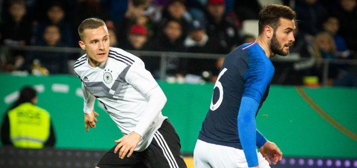 Will bei der U21-EM für Furore sorgen: Werders Johannes Eggestein Foto: Nordphoto