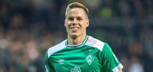 Blick voraus: Werders Abwehrchef Niklas Moisander Foto: Nordphoto