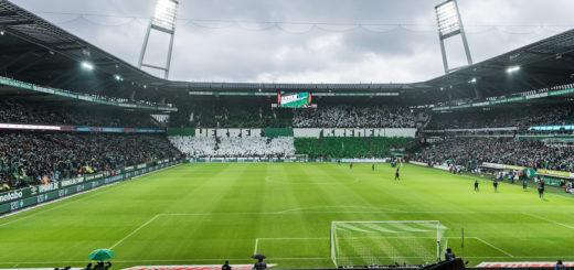 Ab Sommer bekommt das Weserstadion den Vornamen Wohninvest Foto: Nordphoto