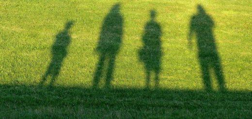 Schatten, Gras, Umrisse, Foto: Pixabay