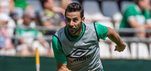 Will es noch mal wissen: Werder-Oldie Claudio Pizarro Foto: Nordphoto