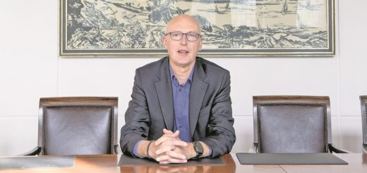 Malermeister Thomas Kurzke ist jetzt Präses der Bremer Handwerkskammer. Die Amtszeit dauert fünf Jahre. Foto: Meister