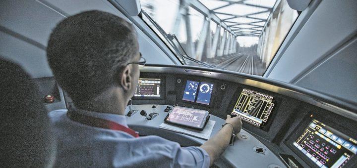 Lokführer, Nordwestbahn, Bahn Foto: Deutsche Bahn AG / Pablo Castagnola 2019
