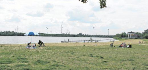 Badesee Sportparksee Grambke