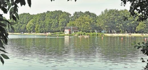 Badeseen, Sodenmattsee, Foto: Schlie, 2019