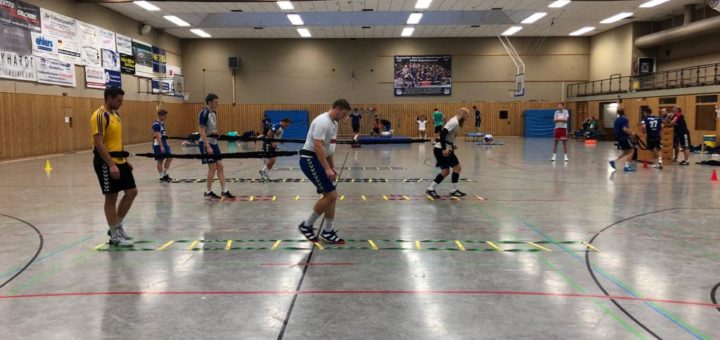 Athletiktraining beim ATSV Habenhausen