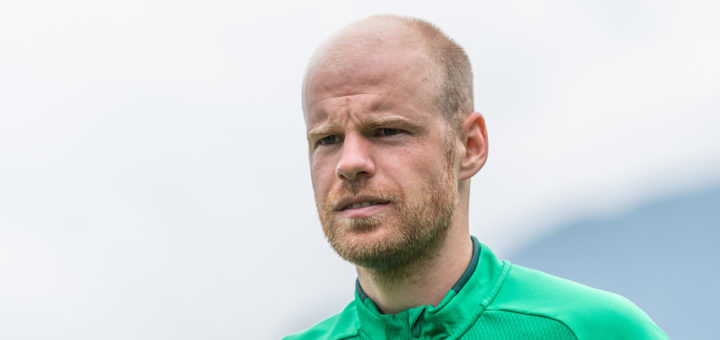 Vize-Kapitän Davy Klaassen hält Werder die Treue Foto: Nordphoto