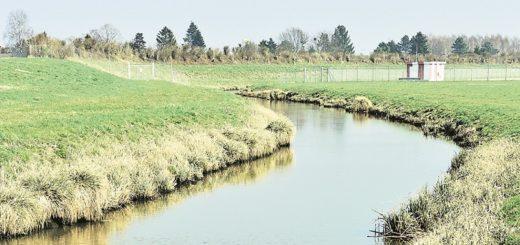 Ein langer, ruhiger – verseuchter Fluss: die OchtumFoto: av
