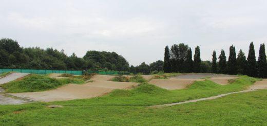 BMX-Bahn, Fußballplätze und Tennisplätze - sie alle kommen auf dem Oeversberg unter. Archivfoto Harm
