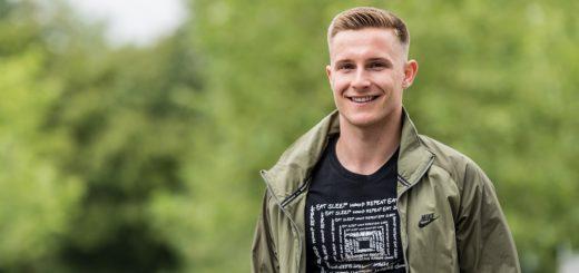 Werders Johannes Eggestein ist in der neuen deutschen U21-Generation einer, auf den Trainer Stefan Kuntz baut.Foto: NPH