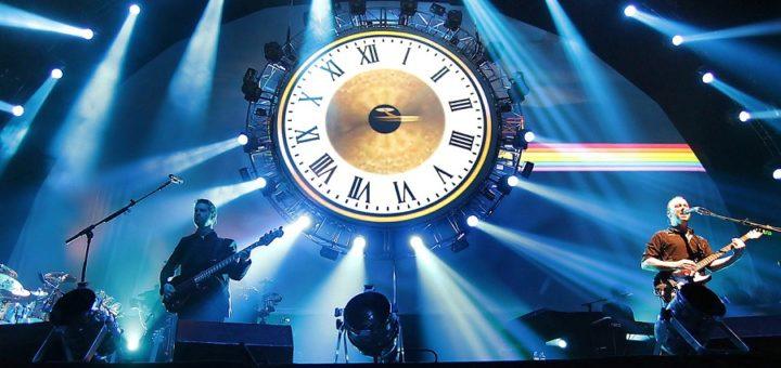 In Erinnerung an Pink Floyd: Die Tribute-Band Brit Floyd kommt nach Bremen.Foto: pv