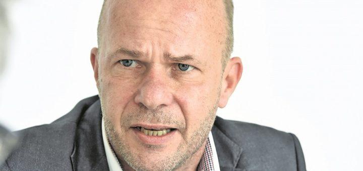 Martin Schulze leitet die Partnerschaft Umwelt Unternehmen, die den Bremer Klimafonds eingerichtet hat. Foto: Schlie