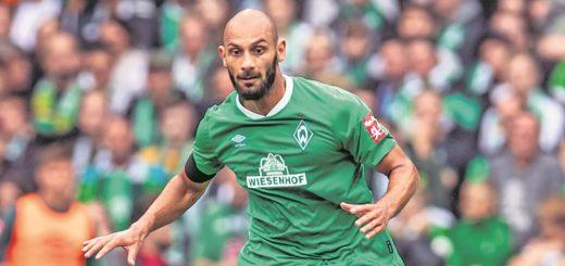 Ömer Toprak – wenn er wieder fit ist, ist er gegen seinen Ex-Klub BVB auch ein Kandidat für die Startelf.Foto: Nordphoto