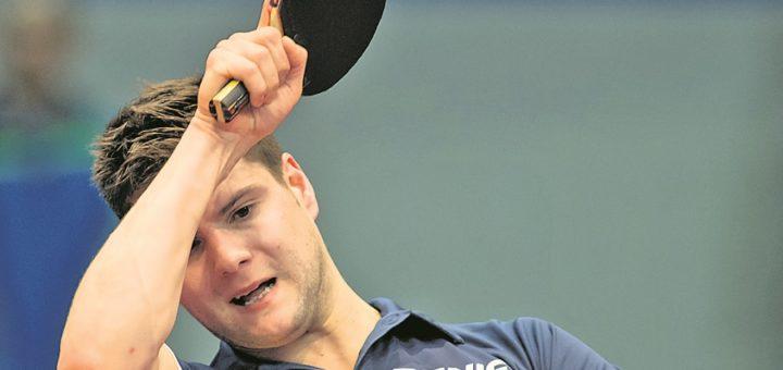 Auch der deutsche Weltklassespieler Dimitrij Ovtcharov schlägt wieder in der ÖVB-Arena auf. Foto: Zwald