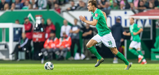 Christian Groß am Ball