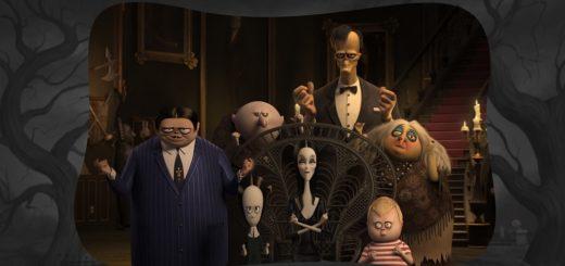 Die Addams Family ist zurück auf der Leinwand. Foto: Universal