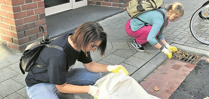 Wer Lust hat mitzumachen und etwas für eine saubere Umwelt zu tun, kann sich auch per Mail melden.Foto: pv