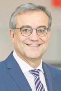 Sparkassen-Vorstand Thomas Fürst. Foto: pv