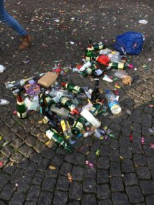 Clean-up-your-City Freimarkt 02, Foto: pv